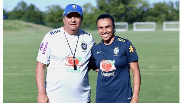 Vadão, ex-técnico do Goiás e da seleção feminina, morre de câncer em São Paulo