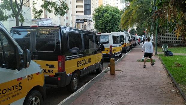 MP prepara parecer sobre transporte de passageiros por vans em Goiânia