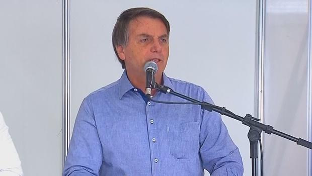 Bolsonaro diz que dará isenção de imposto sobre importação de armas para policiais e militares