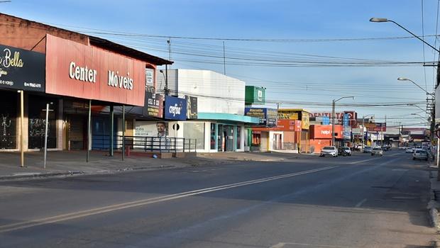 Tem início fechamento de comércio aos domingos em Aparecida de Goiânia