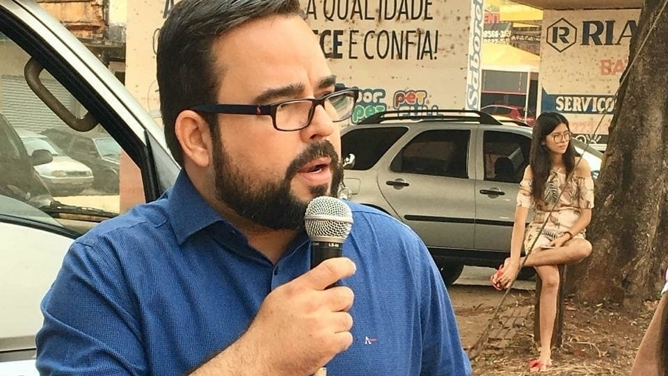 Tucano pretende enfrentar o prefeito de Rialma, Fred Vidigal