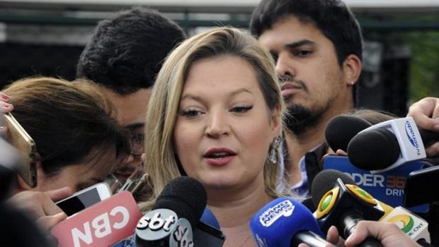 Joice Hasselmann deixa liderança do PSL e assume Secretaria de Comunicação Social