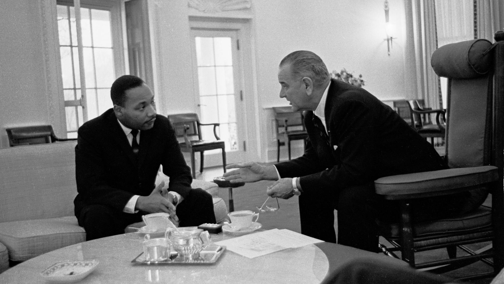 Lyndon Johnson: o presidente dos Estados Unidos que lutou ao lado dos negros por direitos civis