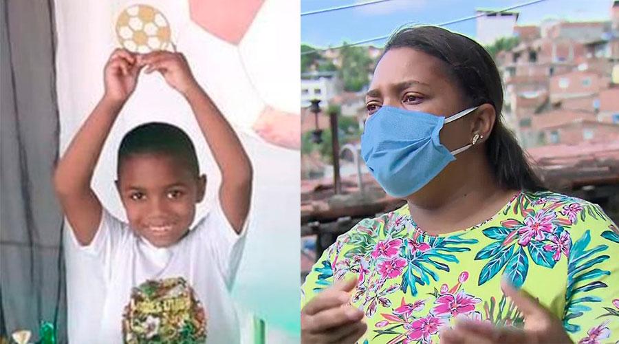 Ministério Público denuncia primeira-dama por morte de menino Miguel