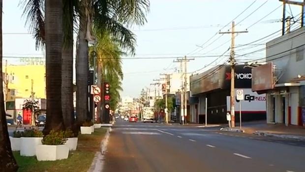 Após controlar surto de Covid-19, Rio Verde volta a registrar crescente de óbitos
