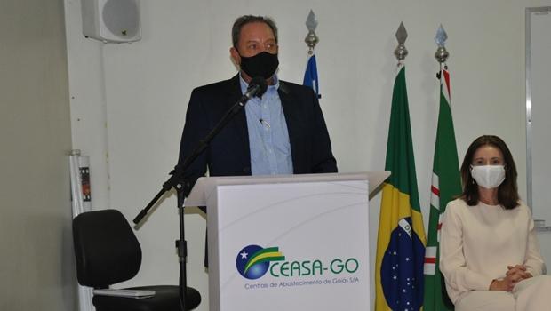 Empresário Wilmar Gratão assume cargo de diretor-presidente da Ceasa-GO
