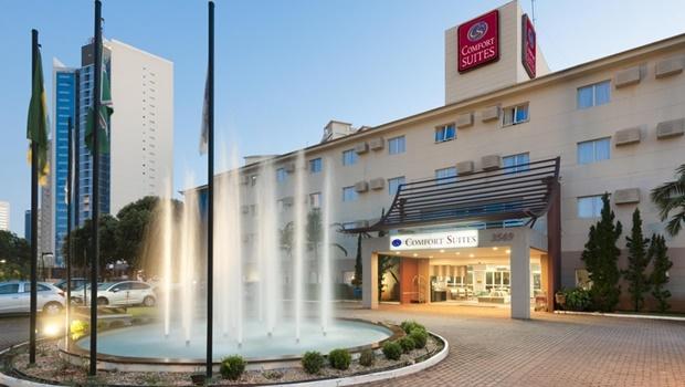 Governo alugou 92 quartos de hotéis para atender profissionais de saúde