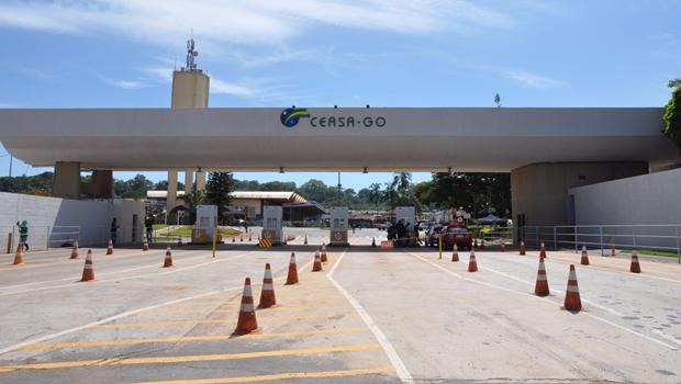Reunião define reabertura da Ceasa-GO às quartas-feiras e sábados