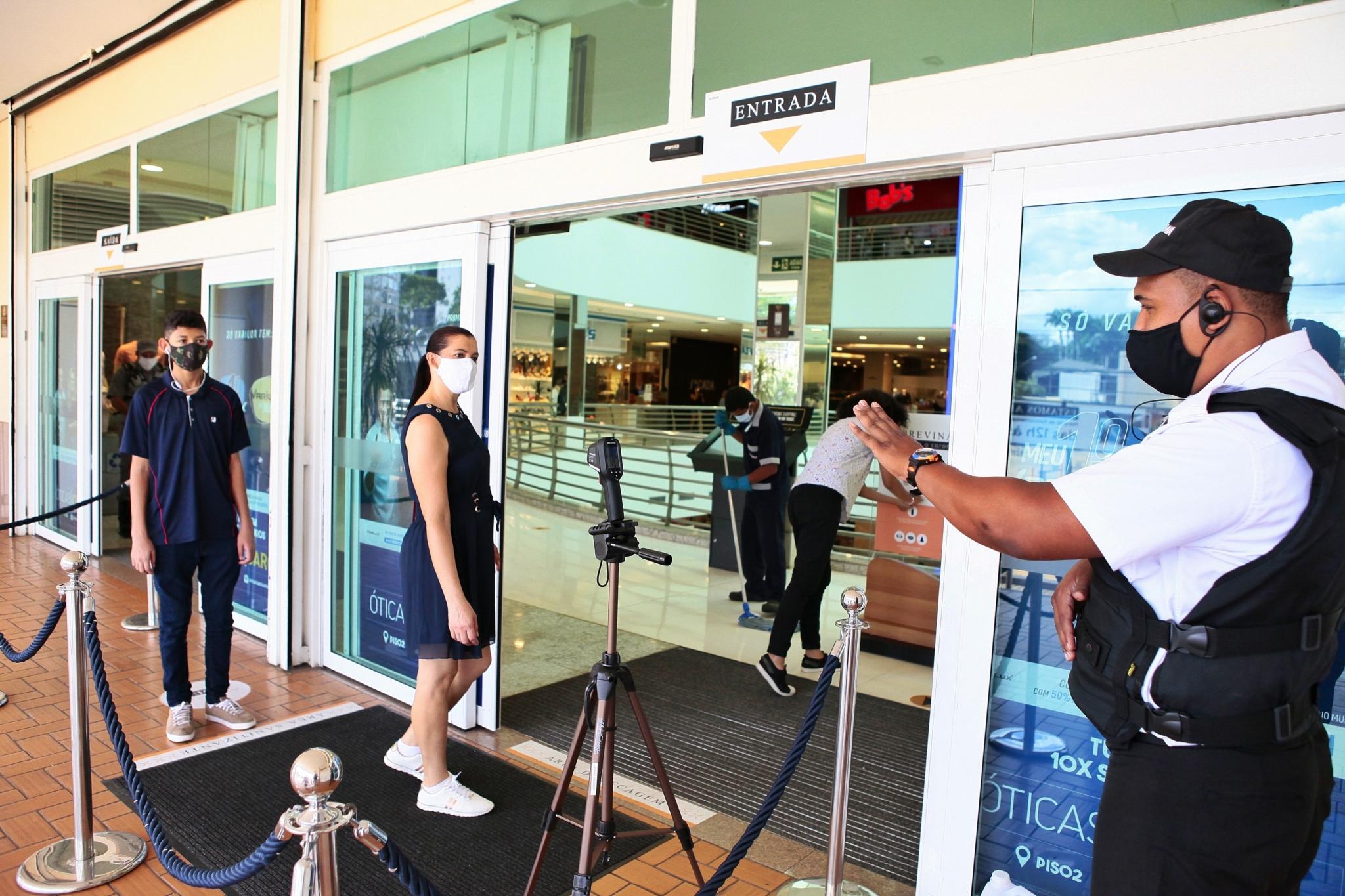 Wellington Peixoto defende liberação do acesso de crianças a shoppings centers