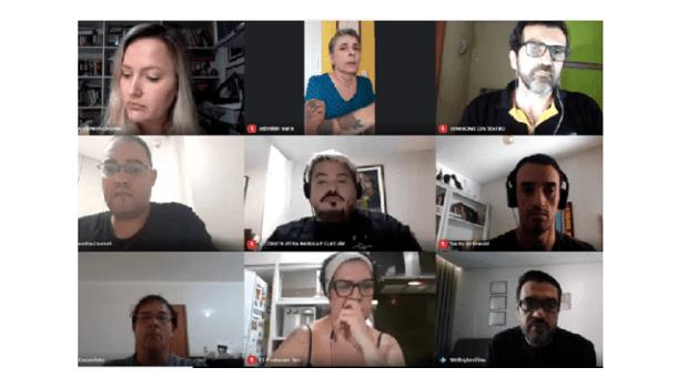 Audiência Pública discute auxílio emergencial para setor cultural em Goiás