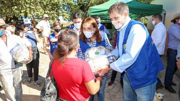 Campanha de Combate à Propagação do Coronavírus finaliza primeiro ciclo e beneficia 16 mil famílias