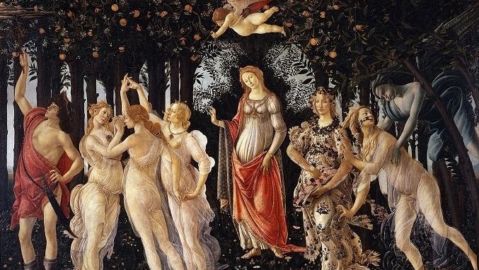 Esplendor do Renascimento: a era fenomenal das artes plásticas
