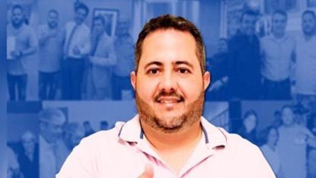Flávio Moura formaliza pré-candidatura à prefeitura de Mara Rosa