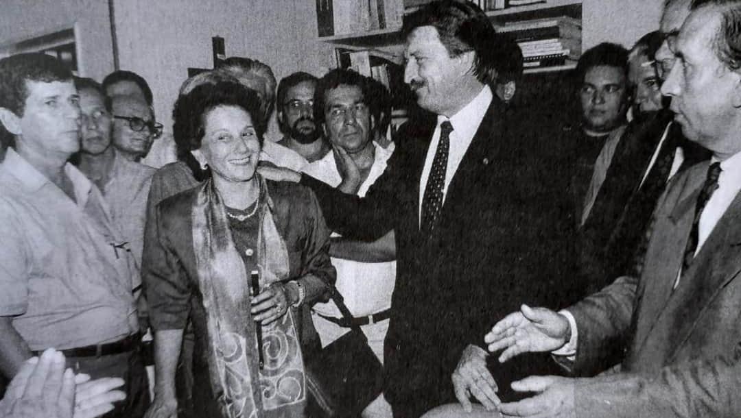 Morre Joana Gomide, mulher do ex-secretário da Fazenda e ex-deputado Haley Margon