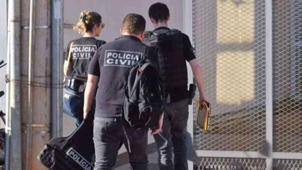Polícia Civil prende servidores suspeitos de fraudes de concursos