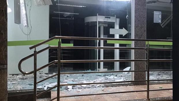 Casos de roubo a bancos foi zerado em Goiás