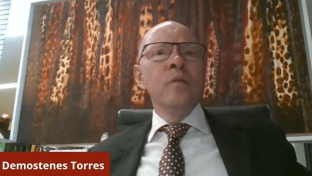 Demóstenes Torres relembra Operação Monte Carlo em conferência sobre prerrogativa de foro