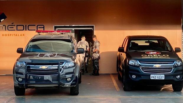 MP deflagra operação em Goiás, DF e mais 6 estados para investigar fraudes em compras de testes de Covid-19