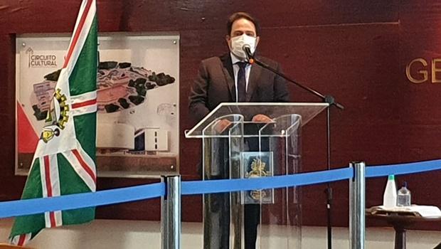 Roberto Naves anuncia que empresários do Daia vão custear 25 leitos de UTI em Anápolis