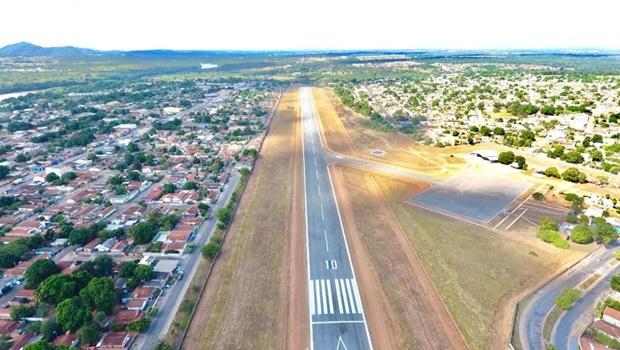 Governo de Goiás já colocou 13 aeroportos em operação neste ano