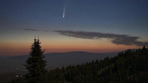 Cometa Neowise poderá ser visto do Brasil a partir desta quarta-feira