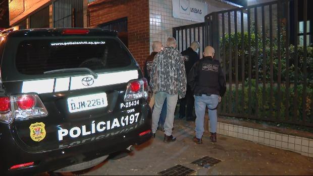 Polícia Civil e MP realizam nova operação que apura desvios na saúde em SP e RJ