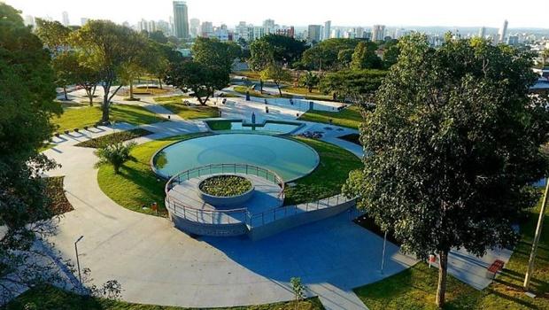 Revitalização da Praça do Cruzeiro será inaugurada nesta sexta