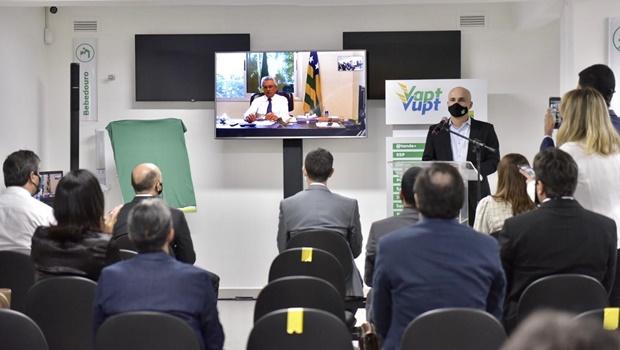 Nova unidade do Vapt Vupt é inaugurada no Bougainville