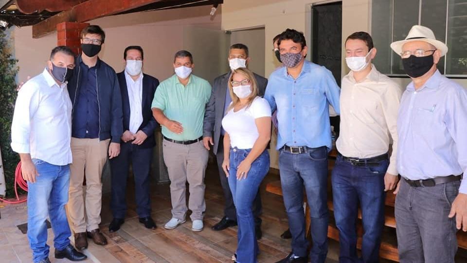 Solidariedade banca Aninha Carvalho para vice de George Morais em Trindade