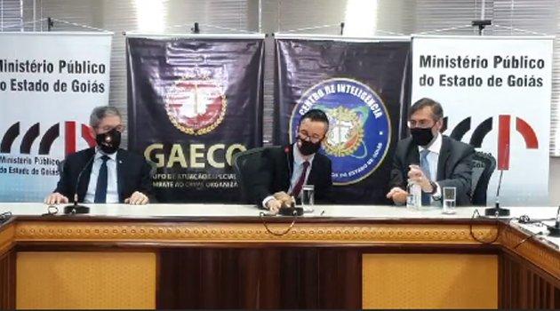 Operação Grande Famiglia: Justiça substitui prisão preventiva de Sebastião Alves por medidas cautelares