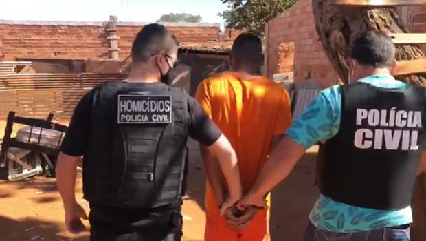 Caso Danilo: suspeito leva policiais a suposta arma do crime
