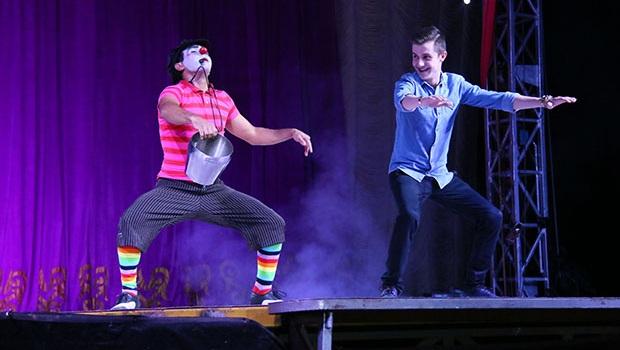 Teatro, circo e cultura popular foram contemplados com R$ 1,5 milhão de fundo do governo estadual