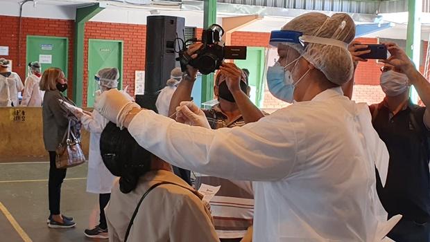 Covid-19: Testagem em massa em Goiânia teve mais de 2 mil resultados positivos