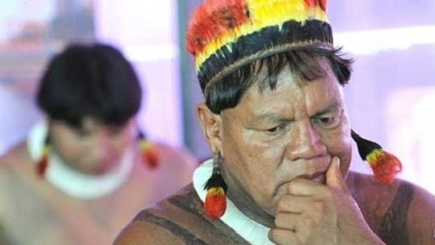 Cacique Aritana Yawalapiti morre em hospital de Goiânia vítima de Covid-19