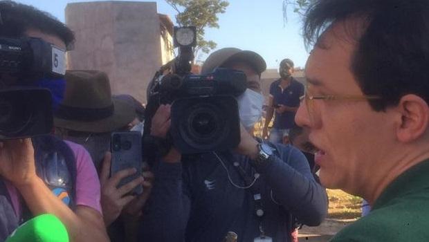 Decisão judicial autoriza suspeito a não participar de reconstituição, diz advogado