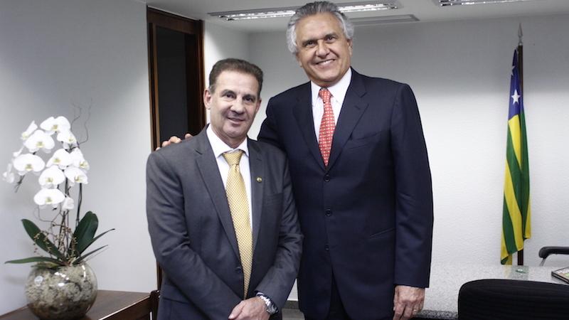 Ação de Caiado em Goiânia deixou o MDB isolado para a disputa de 2022