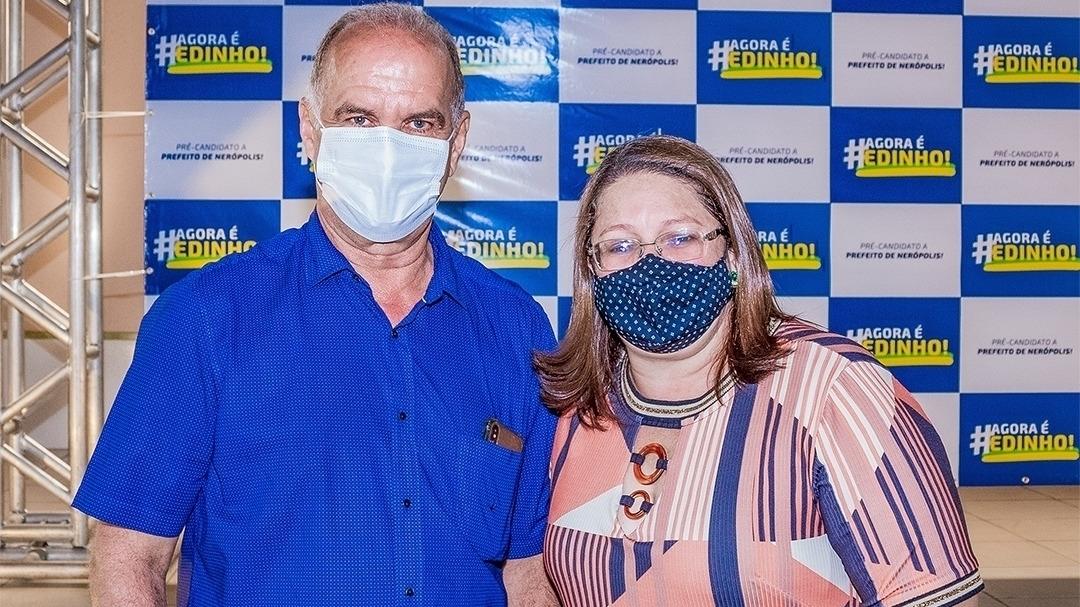Edinho do Posto ganha apoio de Rejane Moreira e de dois ex-prefeitos pra enfrentar Gil Tavares