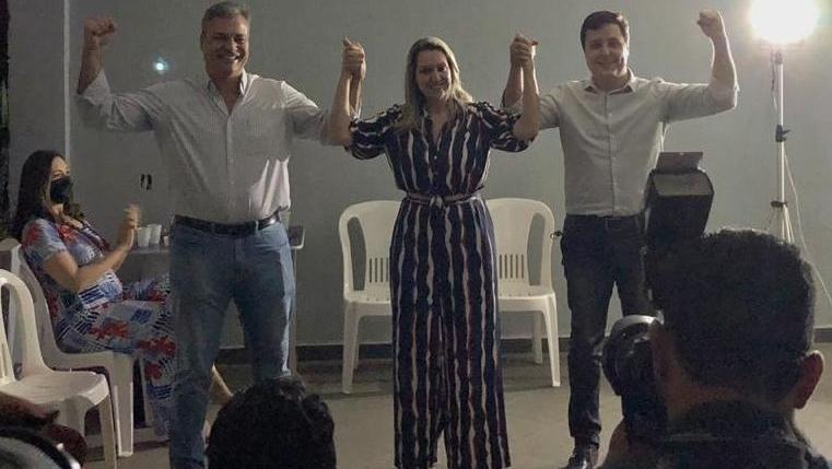 Eládio Carneiro é indicado vice de Professora Edna, prefeita de Luziânia