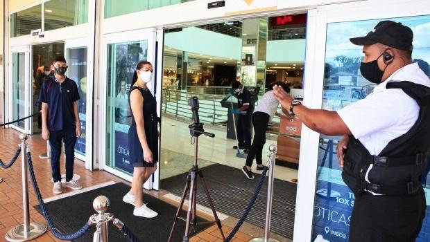 Liberação do acesso de crianças a shoppings centers será levada ao Comitê de Gestão de Crise