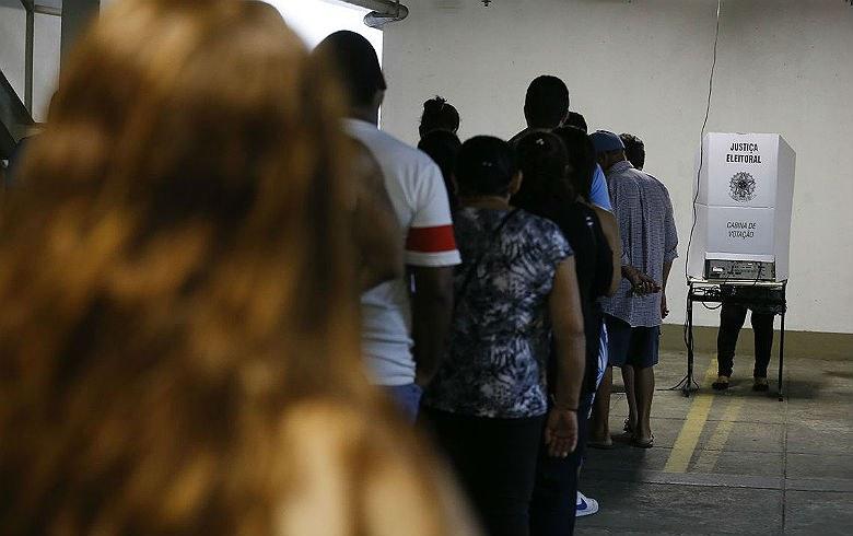 Pandemia faz da abstenção um desafio para as eleições