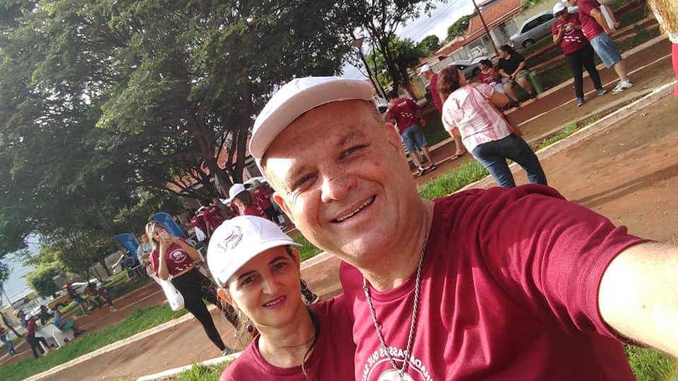 Mário Furacão é o vice do candidato do MDB a prefeito de Rio Verde