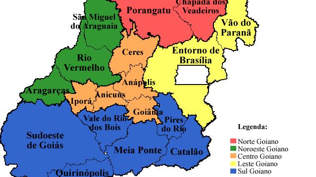 Estudo da Escola Superior de Guerra projeta alto desenvolvimento do Estado de Goiás