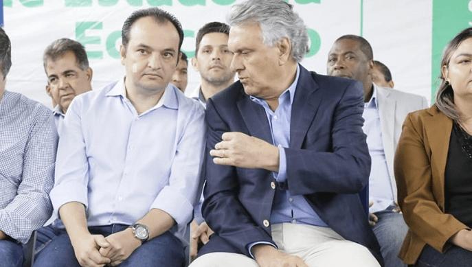 Quatro deputados federais e Caiado bancam reeleição de Pábio Mossoró em Valparaíso