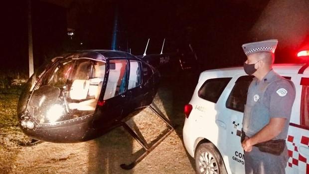 Piloto goiano é preso por transportar 250 kg de pasta base para interior de SP