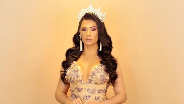 O orgulho de ser a primeira mulher trans no Miss Brasil