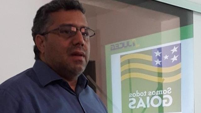 Vice-presidente do MDB deixa o partido para apoiar Vanderlan Cardoso pra prefeito de Goiânia