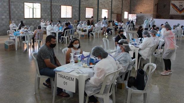 Prefeitura de Valparaíso de Goiás promove 4ª Triagem Respiratória para Covid-19