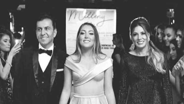 Morre Milleny, filha do empresário Zélio Cândido e da pré-candidata a prefeita de Senador Canedo Ruth Lopes