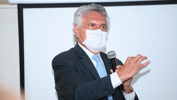 """""""Convergência de ações com um resultado político ímpar"""", diz Caiado sobre chapa com Vanderlan e Wilder"""