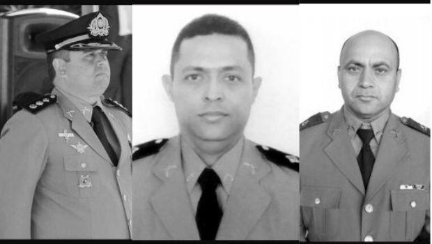 Em dois dias, Polícia  Militar perde três oficiais vítimas da Covid-19